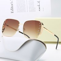 summer sunglasses Metal punk glass for men and women fashion cycling glasse 5colors options woman driving sunglasse outdoor beach Sun glasses