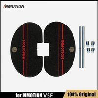 Original INMOTION V5F Metal Pedal Pads For Unicycle Self Balance Skateboard Scooter Metal Pedal Pads Accessories