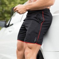 Running Shorts Men Jogging Fitness Quick Dry Workout Sweatpants Exercise Mens Sports Beach Training Bodybuilding Gym Short Pants