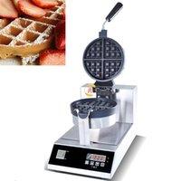 Máquina de hierro de gofres Belgian Belgian Belgian Belgian Waffle Belgian