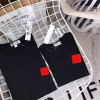 T Gömlek Marka Beyaz Kısa Kollu T-Shirt Kadın Yaz Oyun Nakış