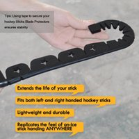 Party Favor 3pc Field Hockey Stick Ice Ball Practice Gift Tool Pad Net Mini Roller Puck Youth Outdoor Equipment Goalie Wrap Around Extension