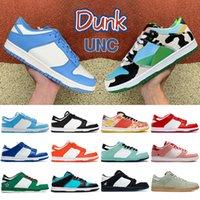 Costa Costa Dunk Homens Basquete Sapatos Dunks Chunky Dunky Branco Negro Street Hawker Universidade Azul Vermelho Kentucky Mulheres Sneakers Mens Trainers
