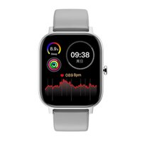 Iwo L18 Smart Watch Man Women Heart Rate Monitor Blood Pressure Measurement Sport smartwatch 2021 for Android Apple