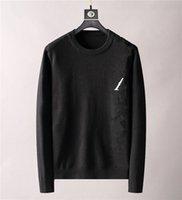 Designer Mens Sweaters Jumpers 2021 Inverno Street Sweat Sweatshirt Letra Manga Longa Sweater Activewear Sportwear para Homens Womens Roupas M-3XL Tamanho