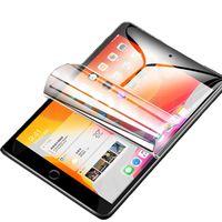 Hydrogel Film for iPad mini 2 3 4 5 Air Pro 11 12.9 9.7 10.2 10.5 Protective Soft TPU Screen Protectors