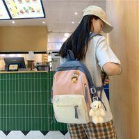 High Bags Mini Backpack Genuine Leather 36CM Lady Classics Women Backpacks Shoulder Girl School Bag Kids Purse Fashion Grade Designers Gdvu
