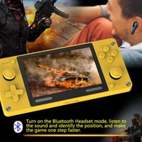 Portable Game Players Consoles Handheld 4.0 Inch IPS Screen A380 Retro Video Console Android 3600 7000 10000 Built-in Games