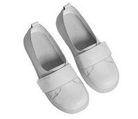 المرأة الاحذية chaussures الثلاثي الأبيض مريحة تنفس المرأة المدربين الأحذية في الهواء الطلق الرياضة أحذية رياضية المتسابقين 34-41 11
