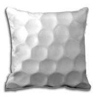 Cushion Decorative Pillow Golf Ball Dimples Texture Pattern Throw Decorative Cushion Cover Case Customize Gift By Lvsure For Car Sofa Seat