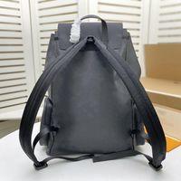 Знаменитый трио рюкзак классические кожаные сумки для путешествий мода бизнес сумка ноутбука сумка школьная сумка M45538 Размер: 60 х 72 х 19см