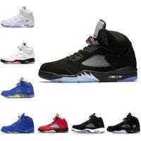 2021 novo fogo vermelho 5s homens sapatos de basquete 5 top 3 uva camurça azul sala troféu vermelho laney oreo asas homens ars ao ar livre tênis esportivos s33