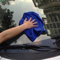 Großhandel Mikrofaser Reinigungstücher Home Haushalt Sauberes Handtuch Auto Autofenster Waschwerkzeuge 627 S2