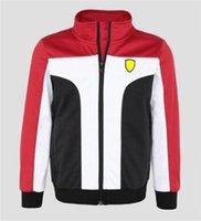 F1 Formula One Racing Suit Fan Edition 2021 F1 Giacca per felpa del team Plus Fleece Antivento Plus personalizzato