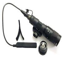 M300V ИК-светло-белый светодиодный инфракрасный выход с удаленным выключателем давления Scout Hunting 20mm Rail