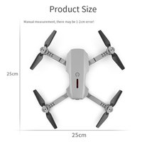 NEW TENG1 E88 Drone 4k Pro HD With Dual Camera WiFi 1080p Real-time Transmission FPV Follow Me RC Quadcopter