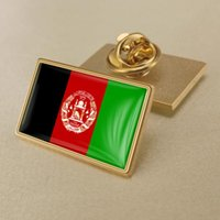 دبابيس، دبابيس أفغانستان العلم خريطة التلبيب دبابيس تين زر شارات