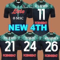 20 21 Napoli Futbol Jersey Napoli Futbol Gömlek 2021 Koulialy Lozano Camiseta De Fútbol Insigne Maradona Maillot Ayak Mertens Camisa