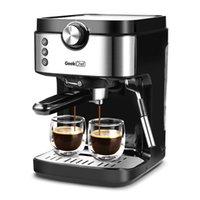 거품 거품 스틱, 1300 와트와 에스프레소 커피 머신 고성능 방수 900 ml 이동식 물 탱크