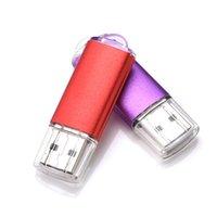 Keyshain USB Flash Drives 1GB 64GB 32GB 16GB 8GB 4GB USB2.0 Memory Card U Stick