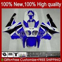 Тело кузова для Kawasaki Blue Black New Ninja ZX-750 ZX7R ZX750 ZX 7 R ZX 750 28HC.148 ZX 7R 1996 1997 1997 1998 1999 2000 2001 2002 2003 ZX-7R 96 97 98 99 00 01 02 03 OEM FACKING
