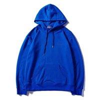 Bayan Hoodie Hoodies Tasarımcı Erkekler Mürettebat Yaka Eşofman Sonbahar Kış Uzun Kollu Gevşek Kapşonlu Kazak Giysileri Tişörtü Süveter Çift Giyim Artı Boyutu 2XL
