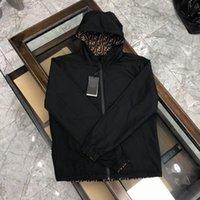Новый куртку с капюшоном с капюшоном с капюшоном вскользь мужская / женская бейсбольная колледжа спорт