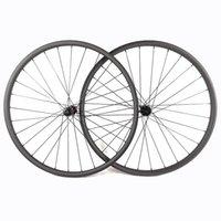 عجلات الدراجة MTB XC الكربون 29er 30 ملليمتر 30 ملليمتر 25 ملليمتر داخلي 22 ملليمتر عمق غير متناظرة للياجط لايحتاج mountain wheelset 15x110 12x148