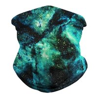 Cycling Caps & Masks Digital Printing Multi-function Climbing Face Cover Outdoor Riding Magic Head Scraf Seamless Sun-proof Scarf