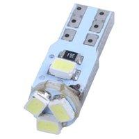 3020 Vit 5 LED Dashboard lampor sidlampor lampor inre bil strålkastare