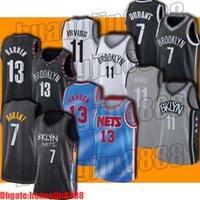 2021 Кевин 7 Джертер Джерси Джеймс 13 Обработка в Кири 11 Баскетбол Ирвинг Джерси