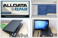 Outil de diagnostic de Super Computer Avec AllData Repair HDD 1TB 10.53 et ATSG Version installée Laptop X200T écran tactile Windows 7