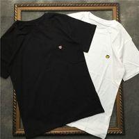 Erkek Tasarımcı T Shirt Lüks Marka Tasarımcıları Kısa Kollu Moda Baskılı Rahat Açık Giysiler Tops 2021 Yaz Tee