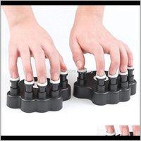Çifti Piyano Parmak Eğitim Cihazı Uygulama Kavrama Için Yaylı Enstrüman Aksesuarları Parmaklar Sapları Egzersiz Trainer GGZQD PG8CV