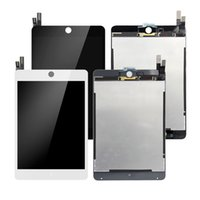 الأسهم ل ipad mini 4 lcd mini4 a1538 a1550 شاشة تعمل باللمس لوحة محول الأرقام لوحة استبدال الجمعية