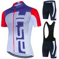 2021 Новый летний велосипедные набор с коротким рукавом MTB велосипед Джерси набор Pro дышащий горный велосипед одежда для мужчин велосипедная одежда