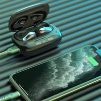 T20 Auricolari per telefono cellulare Bluetooth T20 all'ingrosso TWS Sport senza fili Auricolare non in orecchio 5.0 3 colori
