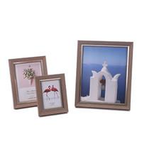 Cornici 24 pollici a parete appeso cornice in metallo poster legno podros decorativos decorativo decorativo