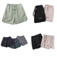 6 сезон нейлоновые шорты туман двойной линии отражающие капризы мужские и женские пляжные брюки