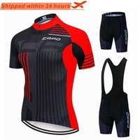 Capo Bicycle Wear MTB Roupas de Ciclismo Ropa Ciclismo Bike Uniforme Ciclo Camisa Corrida Jersey Set 19D Pad Sets