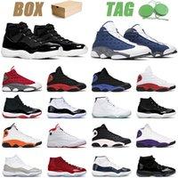 Zapatillas de baloncesto 13s Jumpman 13 Zapatillas de deporte para mujer 11 Low Legend Blue Concord 11s Jubilee Bred entrenador para hombre