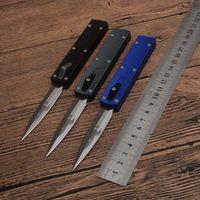 Automatic D Rocket Zulu AUTO knife Darriel Caston Design Aluminum Alloy M390 blade MICRO knifes C81 C36 C85 Gift MGKI D3IE