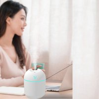 Air mini Humidifier Ultrasonic Light Humidifiers USB Car Aromatherapy Diffuser Atomizer Purifier Mist Maker Colorful Devices Gift