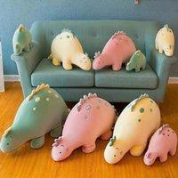귀여운 거품 드래곤 플러시 장난감 인형 부드러운 공룡 창조적 인 만화 베개 생일 선물