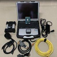ICOM Avanti per il software di scansione Diagnostic BMW con HDD 1000G Toughbok portatile CF30 CF-30 Scanner Set completo pronto all'uso