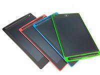 Новый цифровой портативный ЖК-запись планшета 8,5-дюймовый рисунок таблетки почерки почерки таблетки электронная таблетка для взрослых детей детей