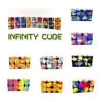 Us us ownside игрушки decompression забавная игрушка бесконечности волшебный куб творческий небо офис антистрессовый флип кубические головоломки миниблоки