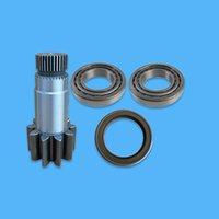 Swing Riduction Gear PROP SHABT 201-26-71140 con cuscinetti 201-26-71210 201-26-62320 Sigillo dell'olio 07145-00125 Fit PC60-7 PC70-7 PC75UU-2 PC75UU-3