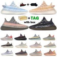 احذية للنساء الرجال ولدت أحذية البلاتين تينت الثلاثي الأسود أبيض الرياضة الرجال المدربين Zapatos حذاء 36-45
