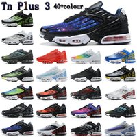 Nike AIR MAX PLUS TN 3 shoes turned big size us 12 running shoes tennis sports mens womens all black bright neon rugby white men women trainers outdoor jogging walking eur 36-46